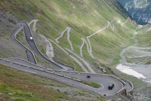 10 Most Beautiful Highways - Stelvio Pass, Italy