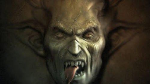 10 Truly Creepy Vampires - Nelapsi