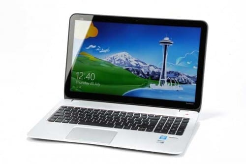 Best And Most Affordable Laptops 2020 - HP Envy TouchSmart 15