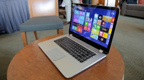 Best And Most Affordable Laptops 2020 - HP Spectre XT TouchSmart