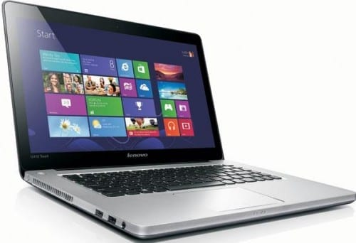 Best And Most Affordable Laptops 2014 - Lenovo IdeaPad U410 Touch