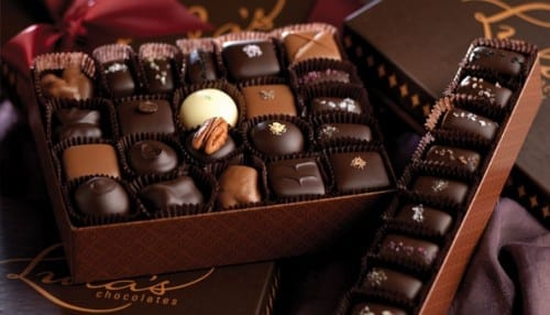 Best Christmas Gifts For Girls 2019 - Chocolates