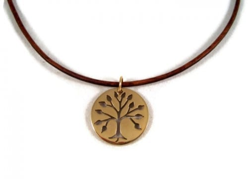 Best Christmas Gifts Under $30 - Natural Life Charm Necklace