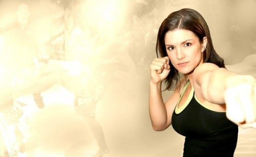 Hottest Female Athletes In 2014 - Gina Carano