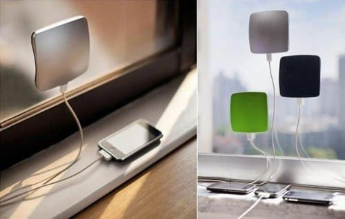 Most Amazing Gadgets You Must Buy - Solar Charging Window