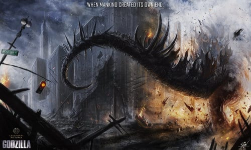 Most Awaited Hollywood Movies 2018 - Godzilla