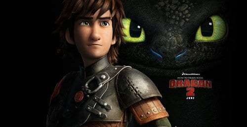 Most Awaited Hollywood Movies 2014 - How to train your dragon 2