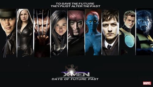 Most Awaited Hollywood Movies 2014 - X-Men - Days of future past