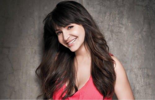 Most Beautiful Bollywood Actresses 2014 - Anushka Sharma