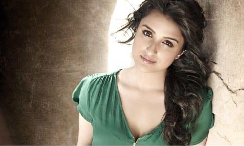 Most Beautiful Bollywood Actresses 2014 - Parineeti Chopra