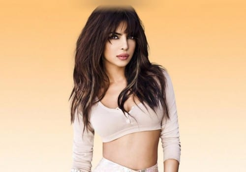 Most Beautiful Bollywood Actresses 2018 - Priyanka Chopra