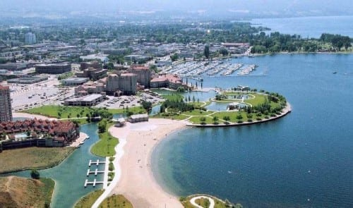 Most Beautiful Places In Canada - Kelowna, British Columbia