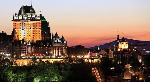 Most Beautiful Places In Canada - Quebec City, Quebec