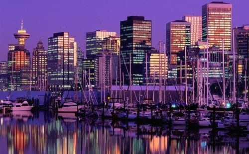 Most Beautiful Places In Canada - Vancouver, British Columbia