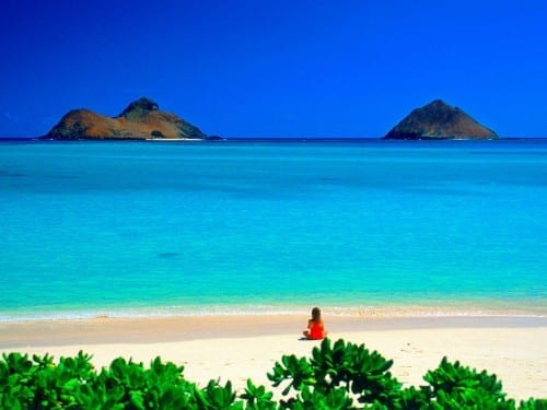 Most Beautiful Places To Visit In America - Lanikal Beach