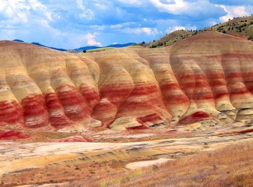 Most Beautiful Places To Visit In America - Painted Hills