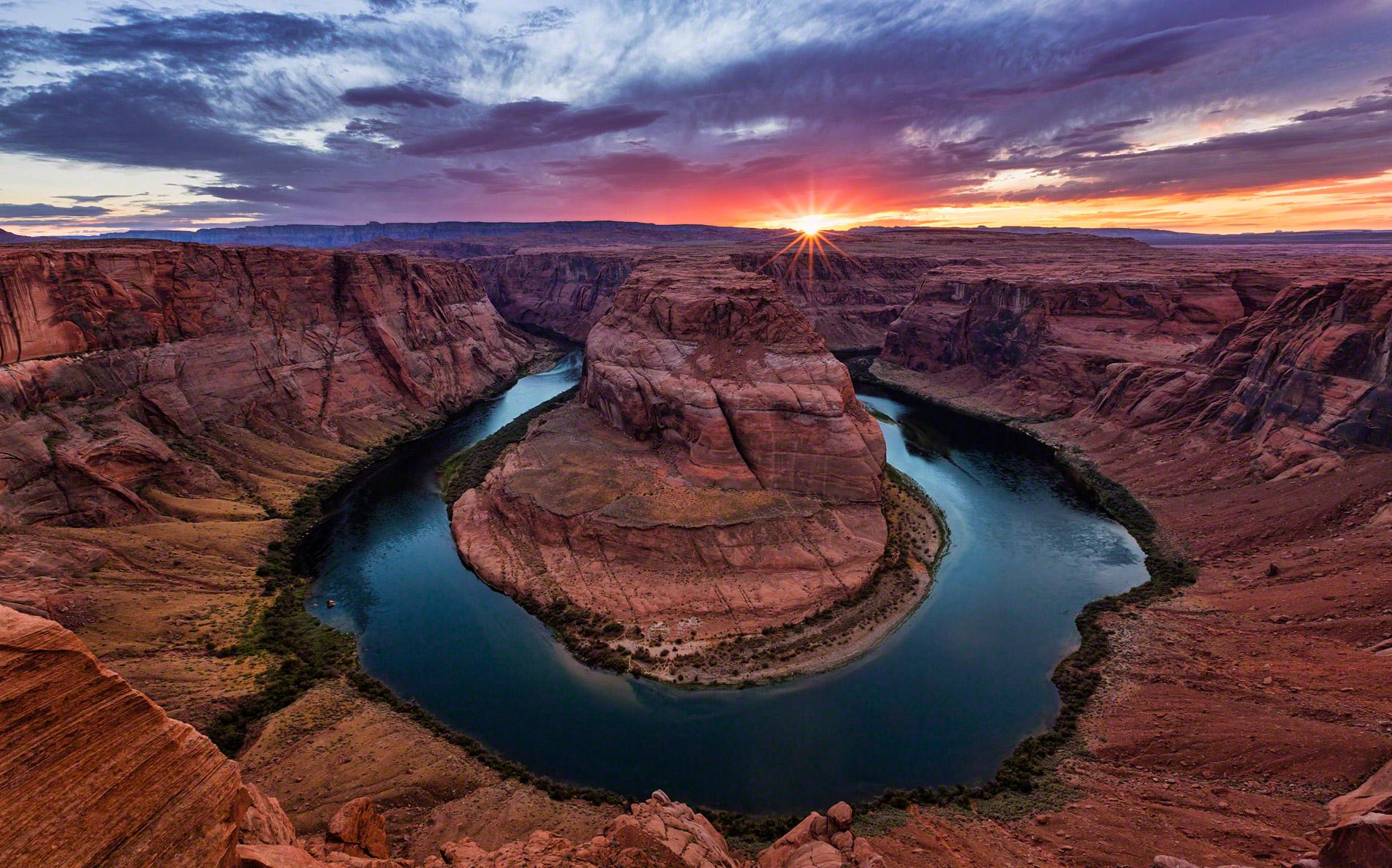 Most Beautiful Places To Visit In America Horseshoe Bend