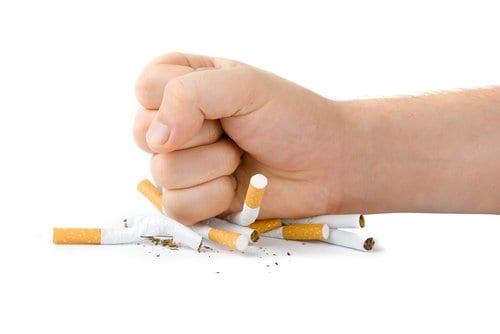 Resolve To Quit Smoking