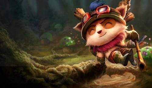 Top 10 Champions In League Of Legends -