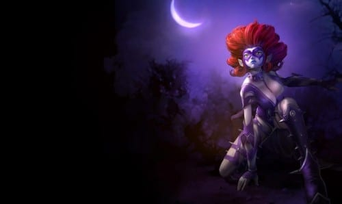 Top 10 Champions In League Of Legends -  Evelynn