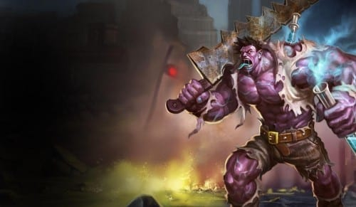 Top 10 Champions In League Of Legends - Mundo