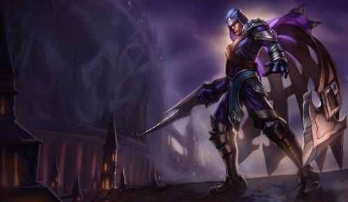 Top 10 Champions In League Of Legends - Talon