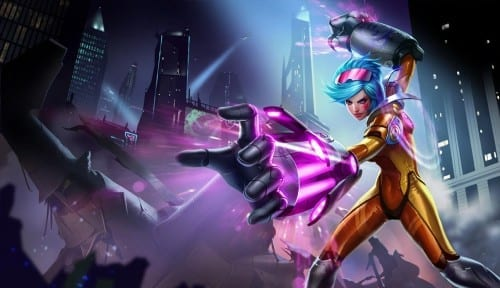 Top 10 Champions In League Of Legends - Vi