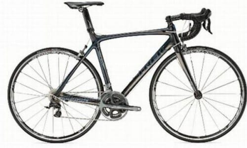 Top 10 Most Expensive Bicycles - Trek Madone 7- Diamond -$75,000