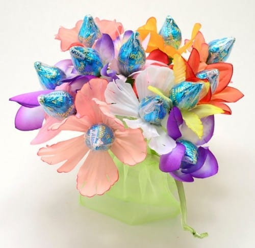 10 Best Valentines Day Gifts Ideas - Chocolate And Candy Flowers