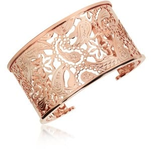 10 Best Valentines Day Gifts Ideas -  Rose Gold Cuff