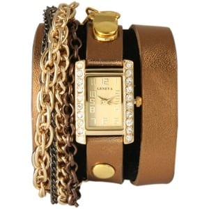10 Best Valentines Day Gifts Ideas - Square Wrap Watch
