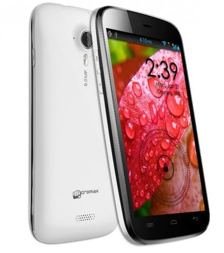 Best Dual SIM Smartphones In 2020 - Micromax A116 Canvas HD