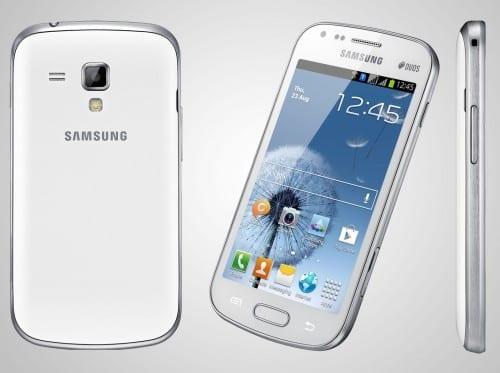 Best Dual SIM Smartphones In 2018 - Samsung Galaxy S Duos