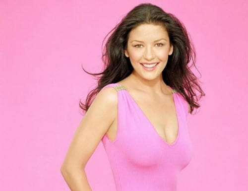 Celebrities With Most Beautiful Smiles - Catherine Zeta Jones