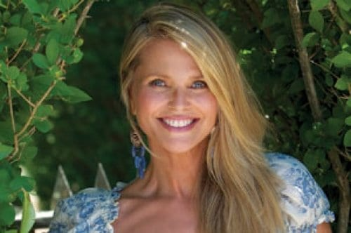 Celebrities With Most Beautiful Smiles -  Christie Brinkley