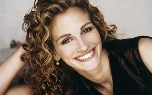 Celebrities With Most Beautiful Smiles -  Julia Roberts