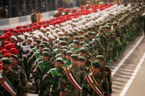 Countries With Largest Armies In 2014 - Iran