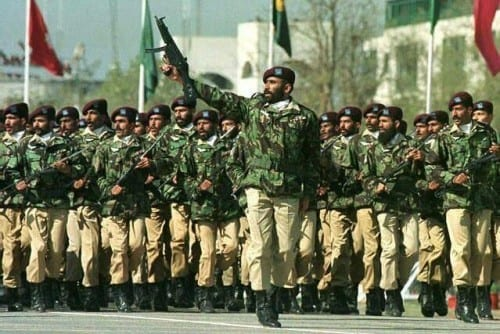 Countries With Largest Armies In 2014 - Pakistan