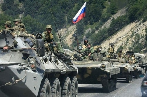 Countries With Largest Armies In 2019 - Russian Federation