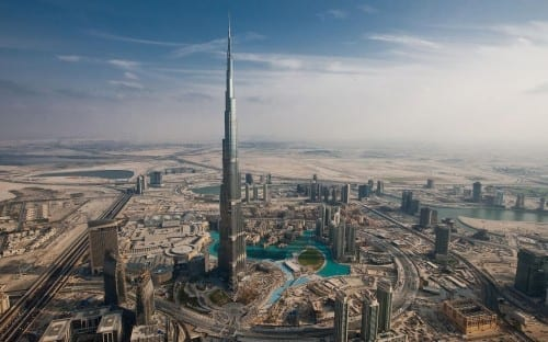 Most Beautiful Places To Visit In Dubai - Burj Khalifa
