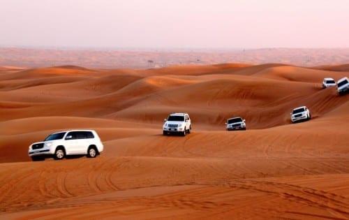 Most Beautiful Places To Visit In Dubai - Desert Safari