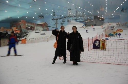 Most Beautiful Places To Visit In Dubai - Ski Dubai