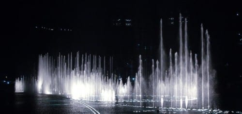 Most Beautiful Places To Visit In Dubai - The Dubai Fountain