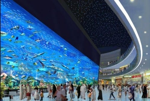 Most Beautiful Places To Visit In Dubai - The Dubai Mall