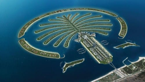 Most Beautiful Places To Visit In Dubai - The Palm Islands