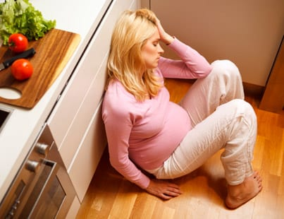 Most Common Causes Of Miscarriage - Stress And Anxiety
