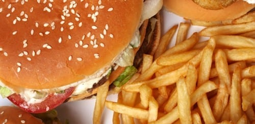 Most Common Causes Of Miscarriage - unhealthy diet