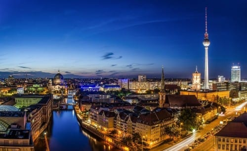 Top 10 Most Attractive Cities  - Berlin