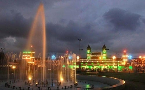 Top 10 Most Attractive Cities  - Lahore