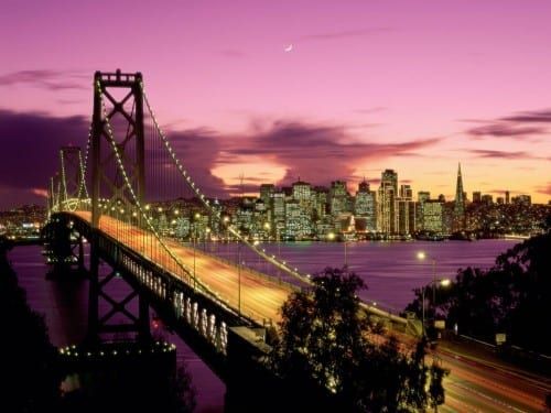 Top 10 Most Attractive Cities  - San Francisco